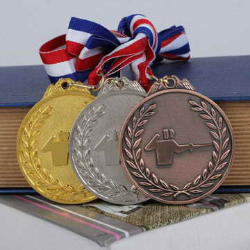 custom rsport metal medals