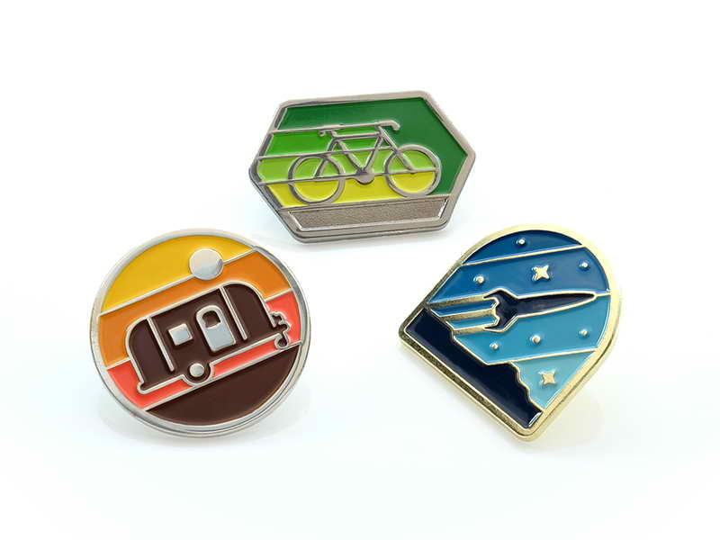 custom metal pins